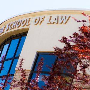 Hofstra Law during the Spring of 2013.