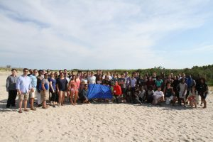 Jones Beach Clean up