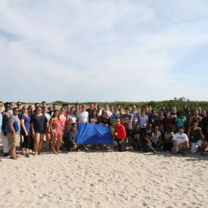 Jones Beach Clean up