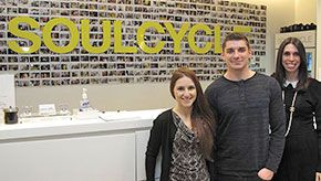 Photo of the SoulCycle Staff