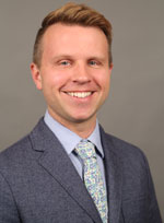 Headshot of Eric Lesh '11, Fair Courts Project Director, Lambda Legal