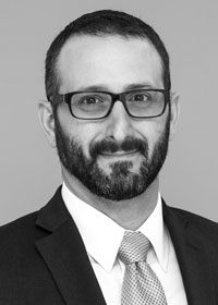 Headshot of Hofstra Law alumnus Daniel J. Venditti '04
