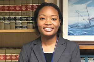 Photo of Hofstra Law student Gianna N. McArthur, Class of 2019