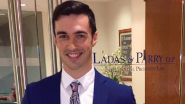 Photo of Hofstra Law student Gregory DeSantis, Class of 2019