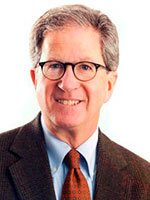 Headshot photo of Fred Klein, visiting assistant professor of law